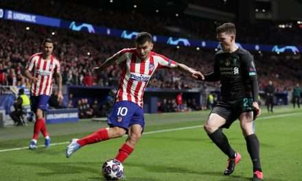Atlético Madrid fined €24,000 for stadium trouble in Champions League clash with Liverpool