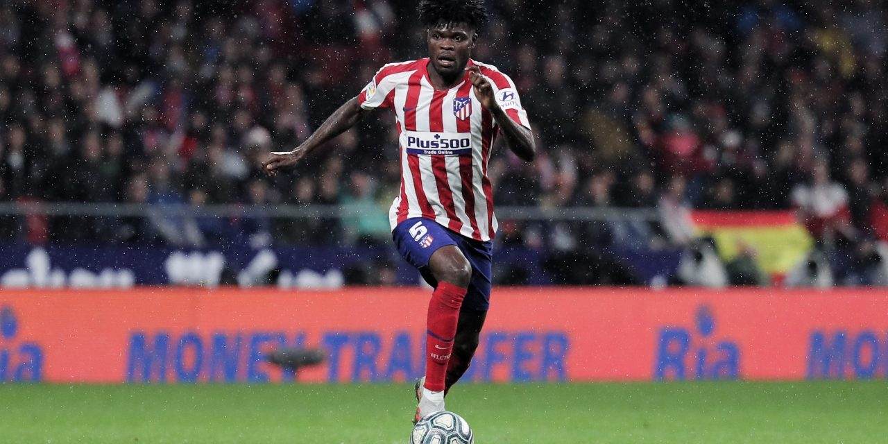 Atlético Madrid offer Thomas Partey new deal until 2025