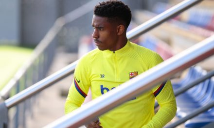 AS Roma interested in Barcelona defender Junior Firpo