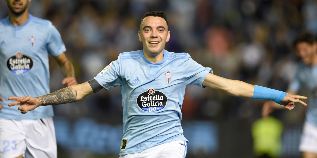 FEATURE   One year on from his tears at Balaídos, Iago Aspas' brilliance continues to cover a multitude of sins at Celta Vigo