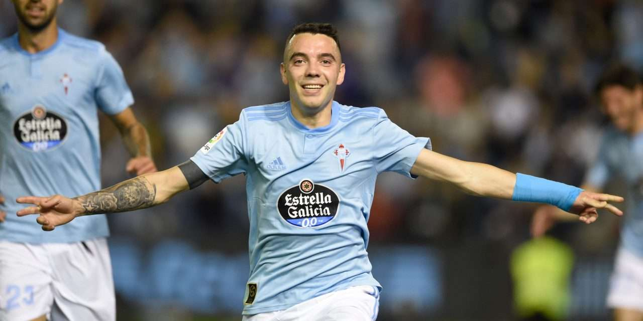 FEATURE | One year on from his tears at Balaídos, Iago Aspas' brilliance continues to cover a multitude of sins at Celta Vigo