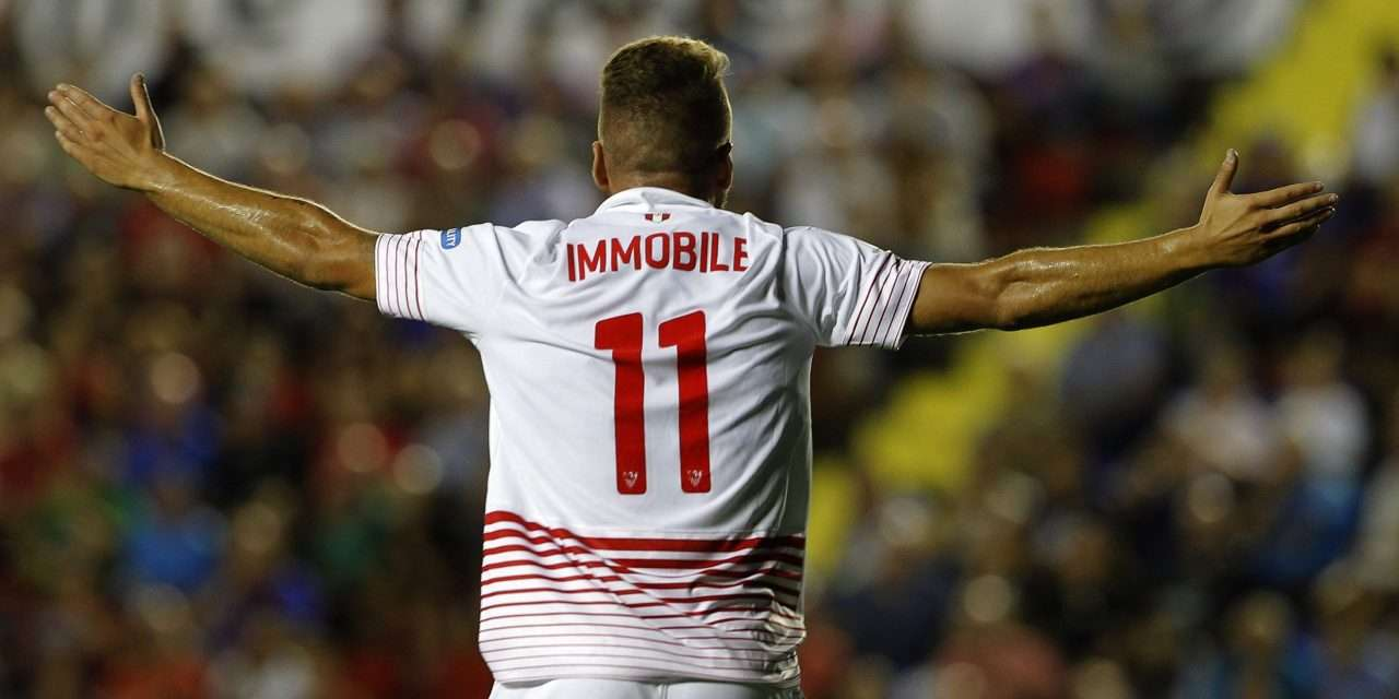 """Ciro Immobile: """"I didn't feel part of the group at Sevilla."""""""