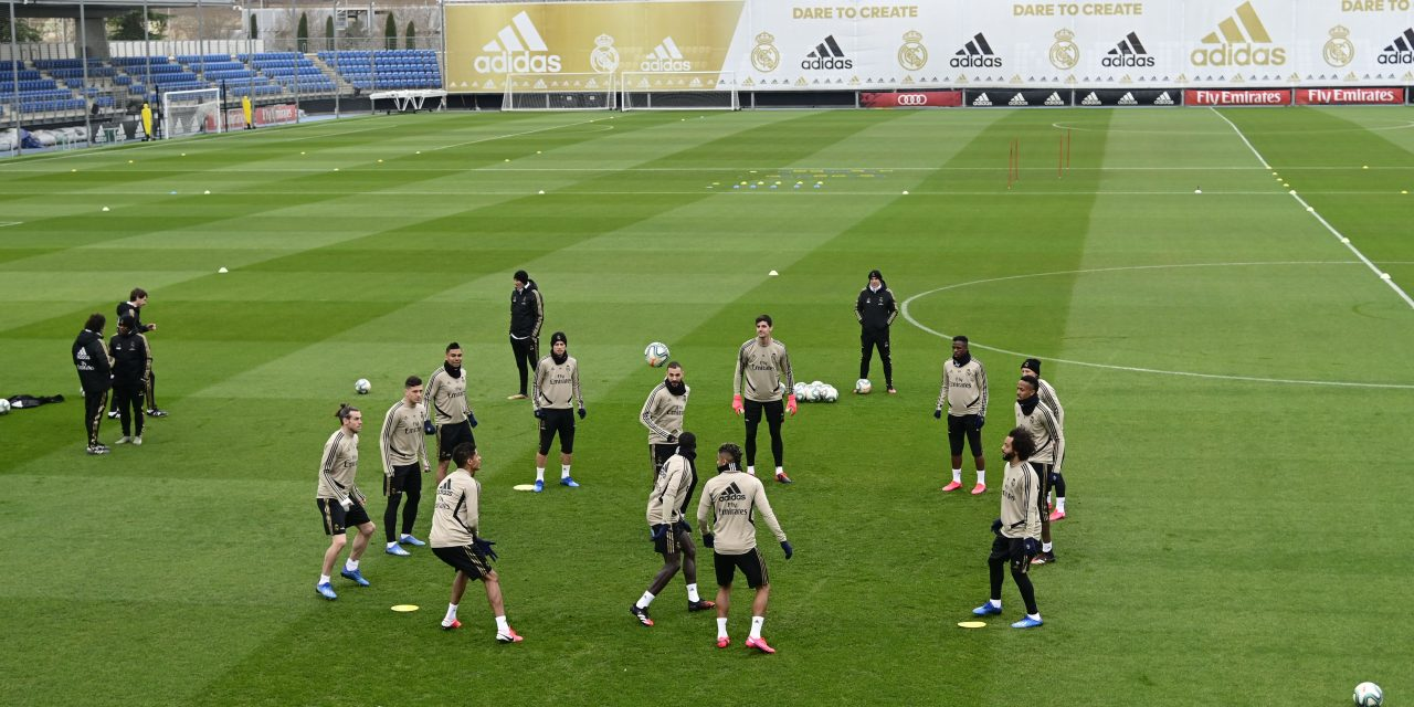Footballers in Spain to return to individual training on May 4