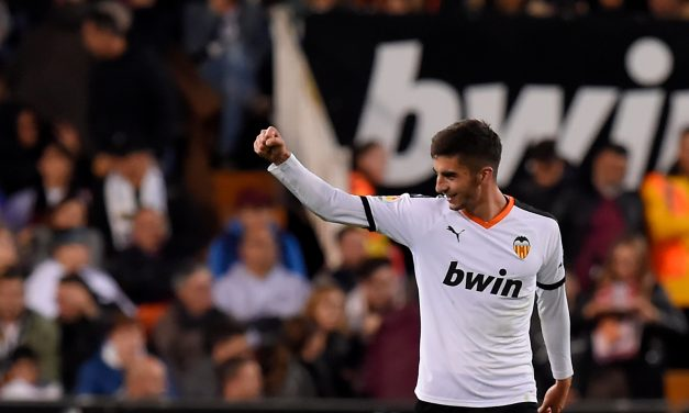 Borussia Dortmund target Valencia's Ferran Torres as possible Sancho replacement