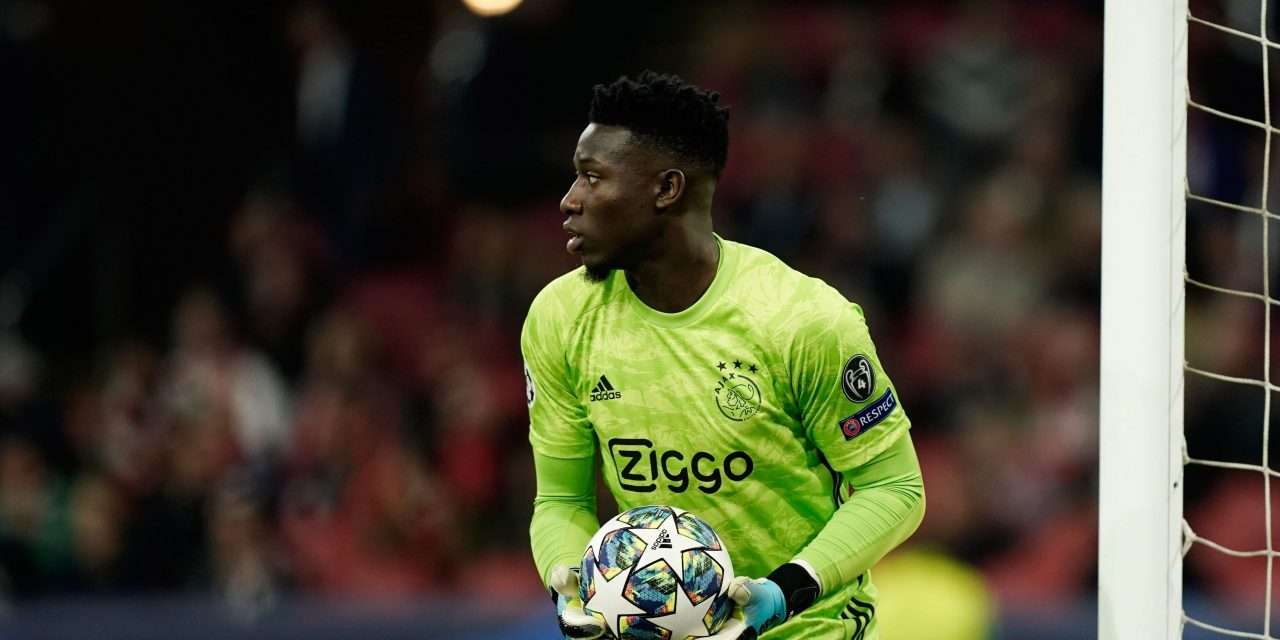 "André Onana open to Barcelona return: ""Barça is my home. If I have to go back, I will go back."""