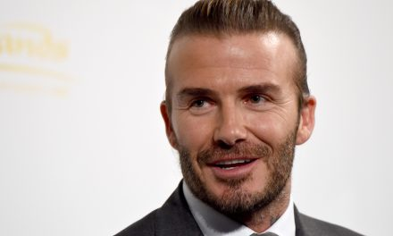 "David Beckham: ""Messi is unique and there isn't anybody else like him."""