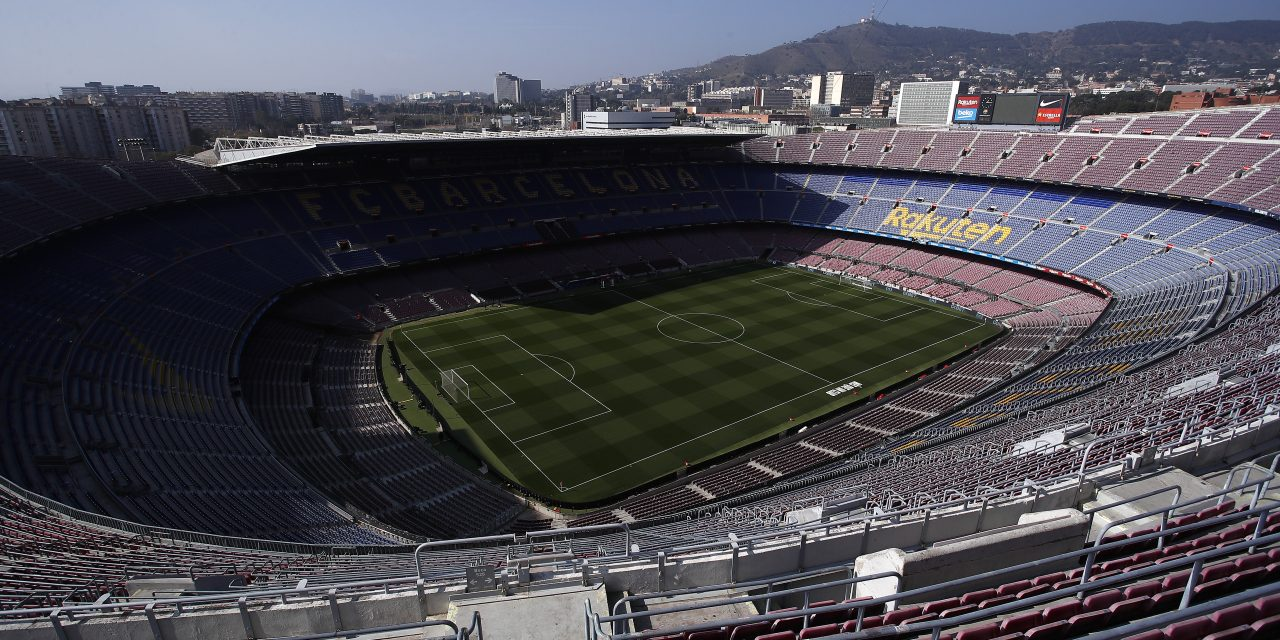 Barcelona to sell naming rights to Camp Nou for fight against COVID-19