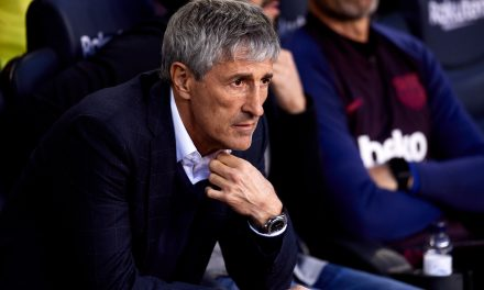 Quique Setién pessimistic over La Liga plans to complete season amid COVID-19 concerns