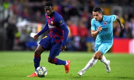 "Rivaldo: ""It's time for Barcelona to sell Ousmane Dembélé."""