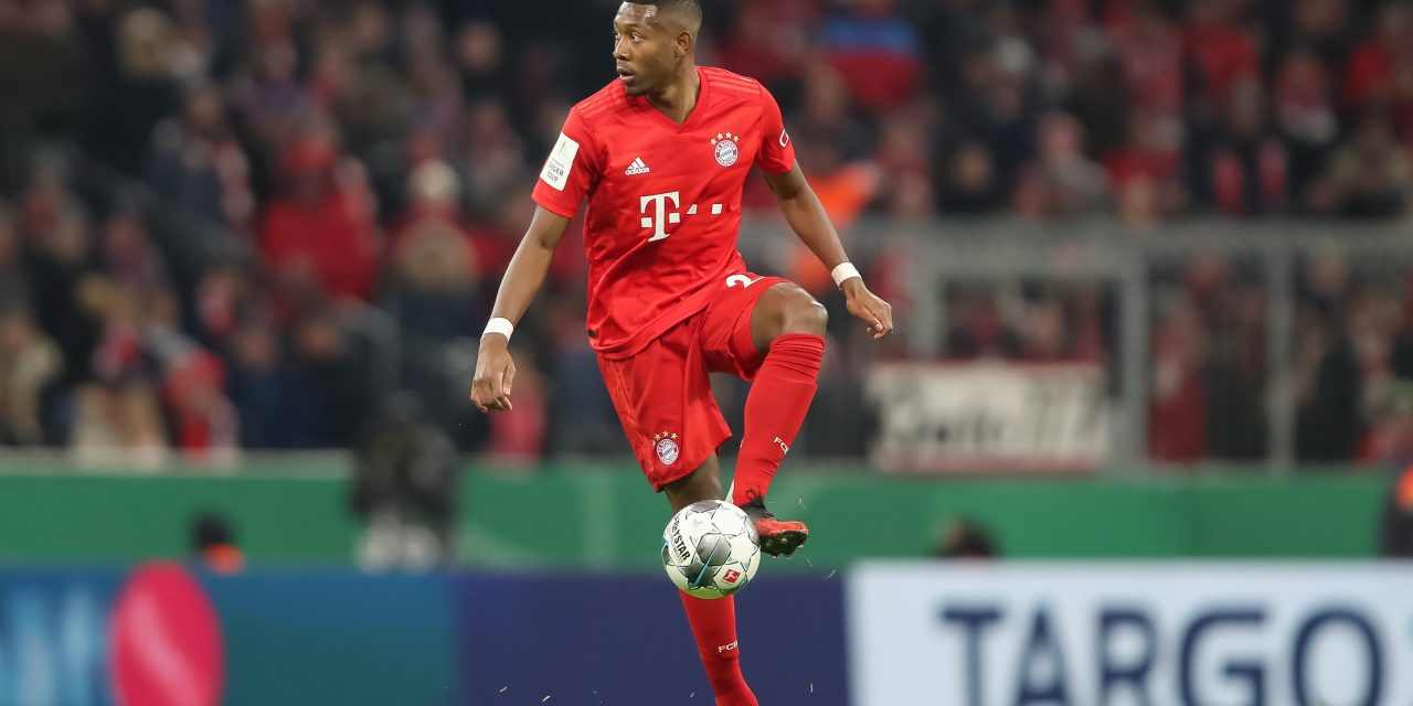 Zidane gives nod for Real Madrid to pursue Bayern Munich left-back David Alaba