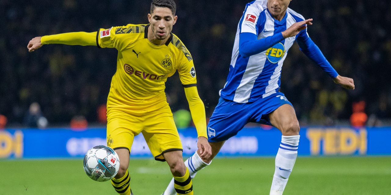 Real Madrid to decide Achraf future as top European clubs show interest