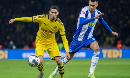 "Achraf Hakimi: ""I haven't had contact with Real Madrid but we will have a conversation soon."""