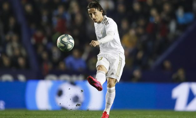 Luka Modric to remain at Real Madrid until 2021