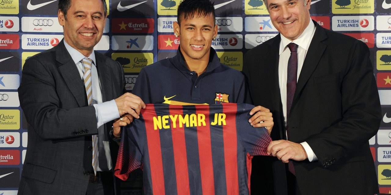 "Gerard López on Barcelona and Neymar: ""You have spent more than €400m to replace a player that you want to sign again."""