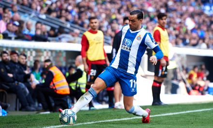 Valencia interested in Espanyol striker Raúl de Tomás