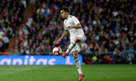 PSG interested in Real Madrid defender Sergio Reguilón