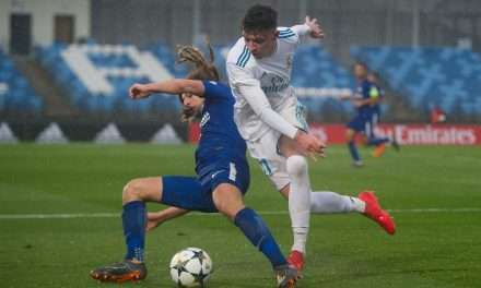 Manchester United enter race to sign César Gelabert from Real Madrid