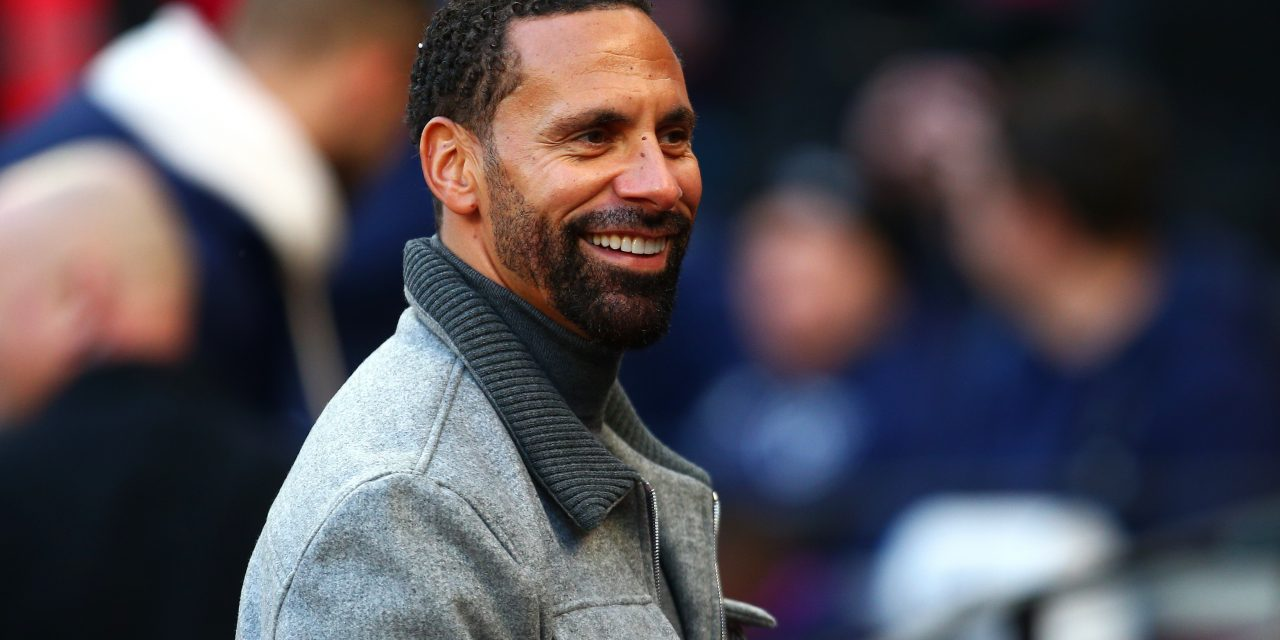 Rio Ferdinand reveals he turned down the chance to play with Barcelona
