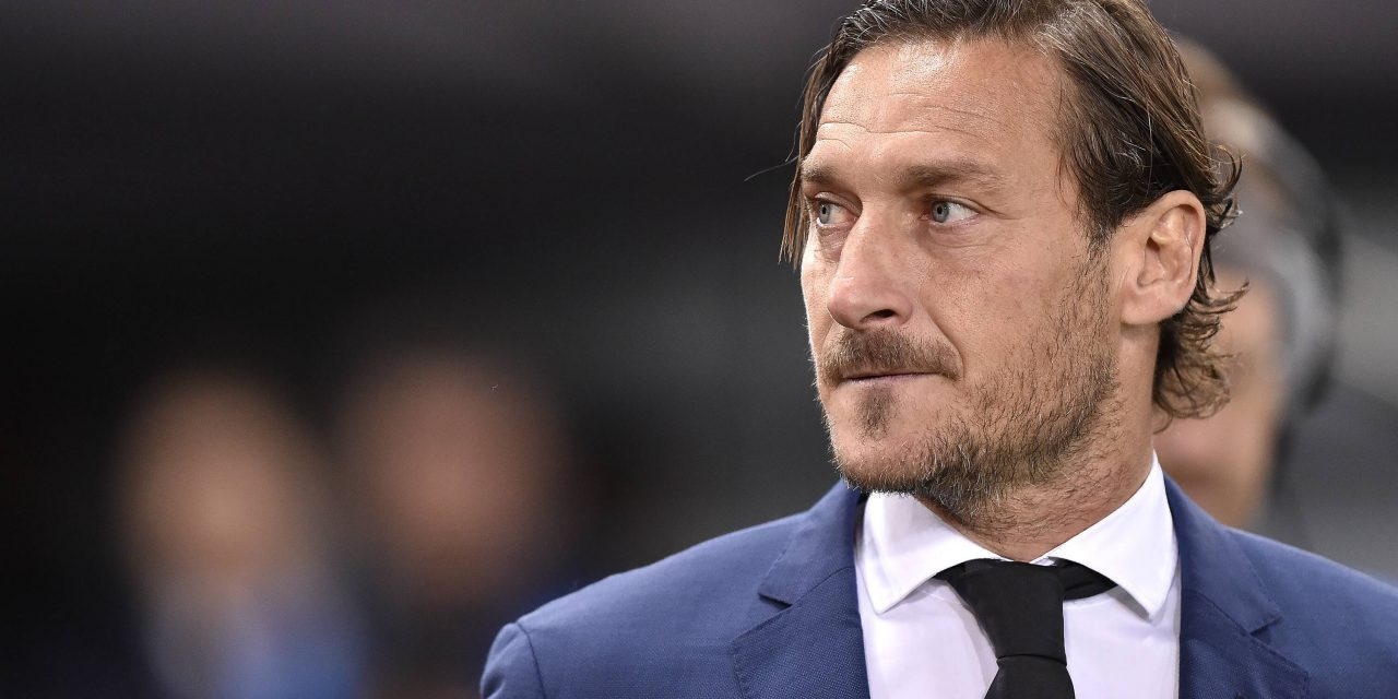 """Francesco Totti reveals he almost signed for Real Madrid: """"I was 80 percent there."""""""