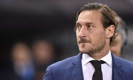 "Francesco Totti reveals he almost signed for Real Madrid: ""I was 80 percent there."""