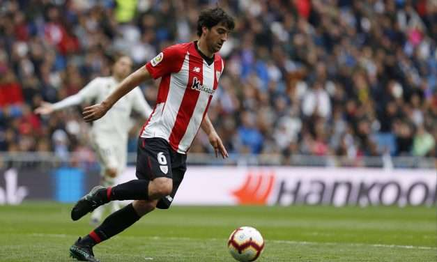 Eibar eye Athletic Club midfielder Mikel San José