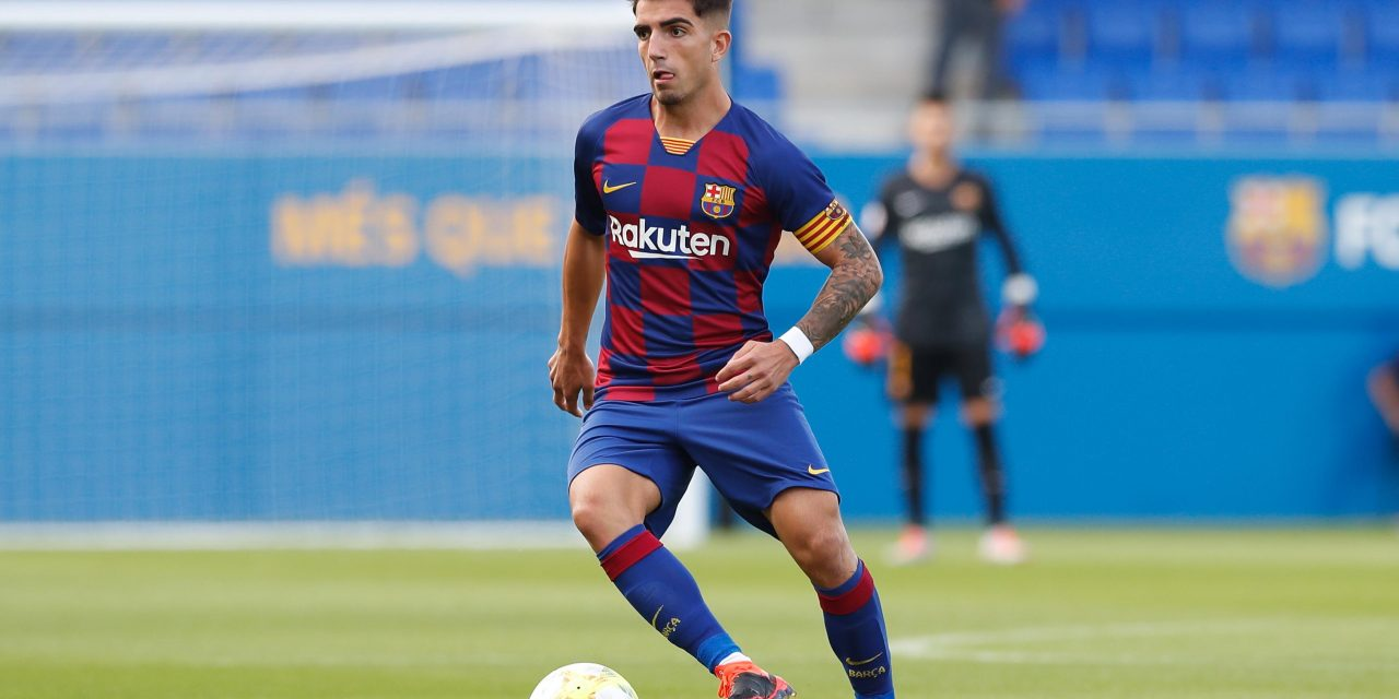 Brighton and Bournemouth keen on Barcelona midfielder Monchu