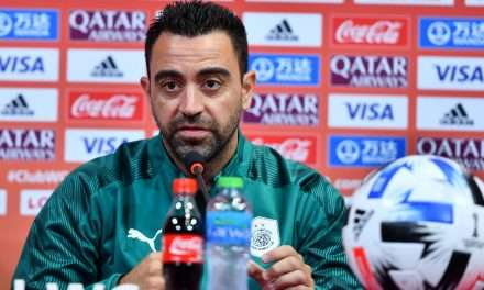 "Xavi: ""I had an offer to coach Barcelona but it wasn't the right time."""