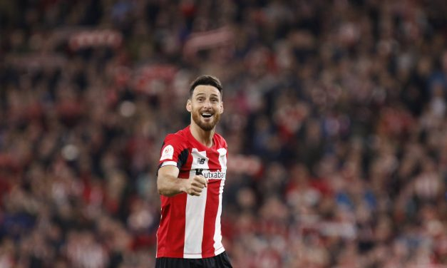 "Aritz Aduriz: ""The Super Cup final win over Barcelona is the most memorable match of my career."""