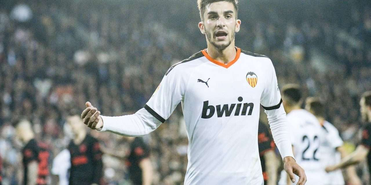 Valencia's Ferran Torres attracting interest as he heads into the final 12 months of his contract