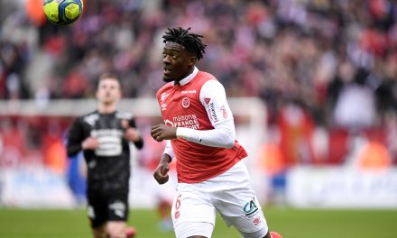 """Reims president on Sevilla target Axel Disasi: """"He is closer to a move to the Premier League."""""""