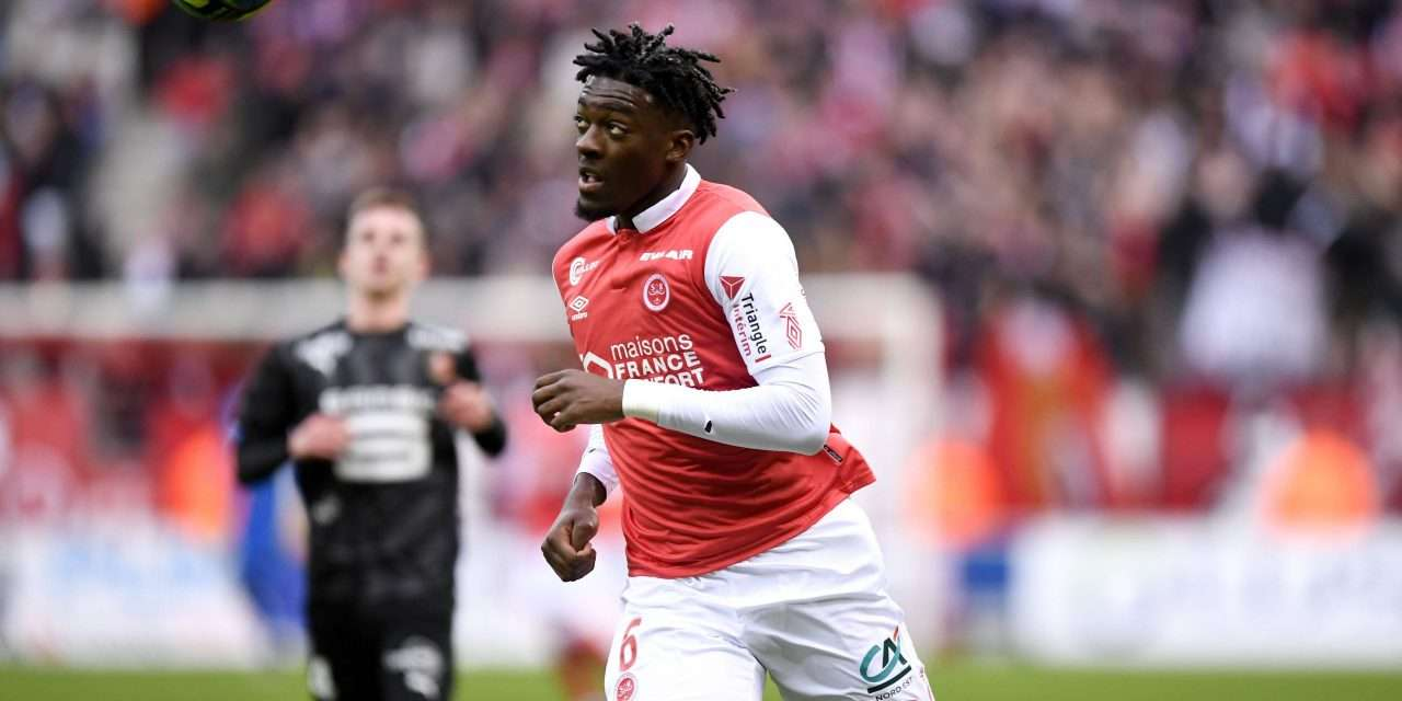 "Reims president on Sevilla target Axel Disasi: ""He is closer to a move to the Premier League."""