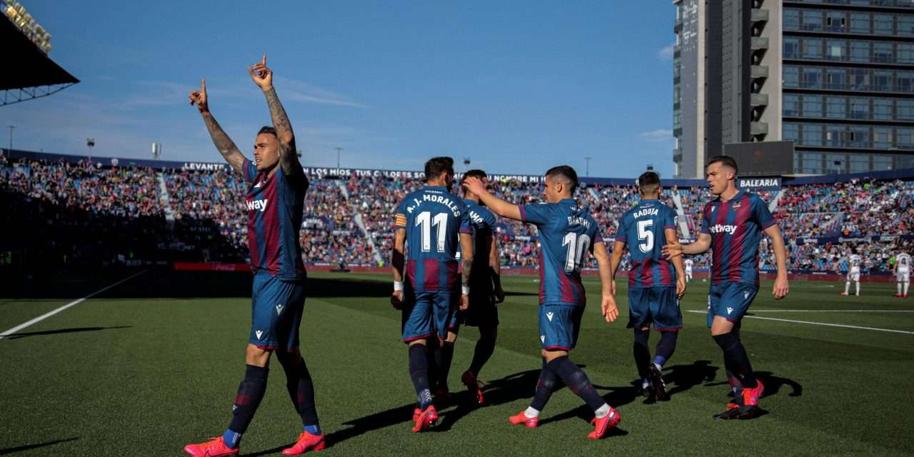 Levante to play remaining home games of 2019-20 season in Alicante