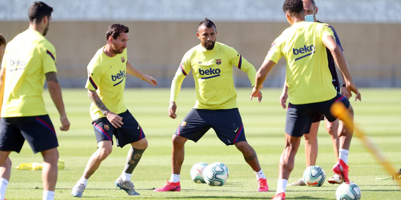 La Liga clubs granted permission to train in groups of up to 14