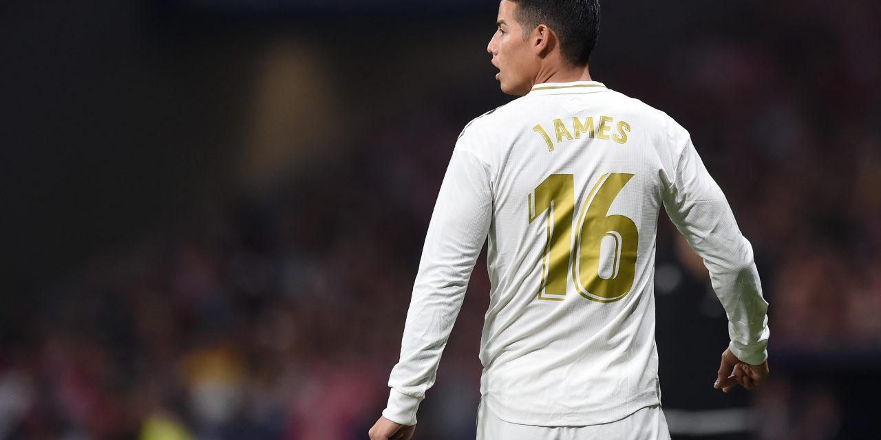 Atlético Madrid deny interest in Real Madrid's James Rodíguez
