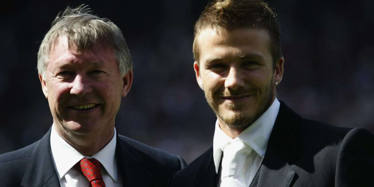 """Ryan Giggs on David Beckham leaving Manchester for Madrid: """"It was time for both parties to move on."""""""