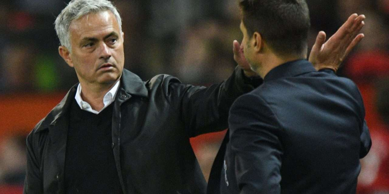 """Mauricio Pochettino on José Mourinho: """"I thought it would be me who would replace him at Real Madrid."""""""