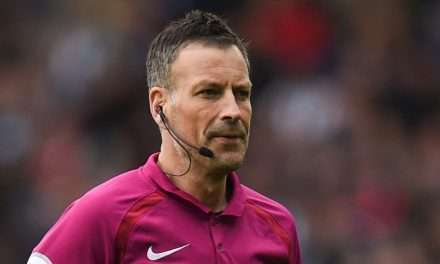 "Mark Clattenburg admits 2016 Champions League final error: ""Real Madrid's goal was offside."""