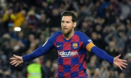 "Lionel Messi: ""It will be like starting all over again when La Liga returns."""