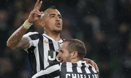 "Giorgio Chiellini reveals how alcohol was Arturo Vidal's ""weakness"" at Juventus"