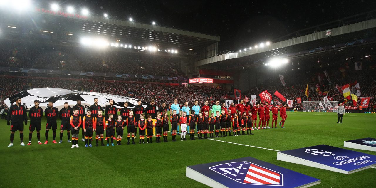 Liverpool-Atlético Madrid match linked to 41 COVID-19 deaths, study claims