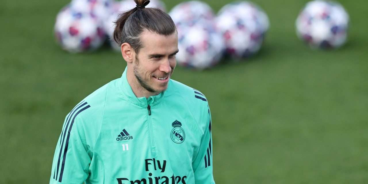 """Gareth Bale: """"I would definitely be interested in playing in the MLS."""""""