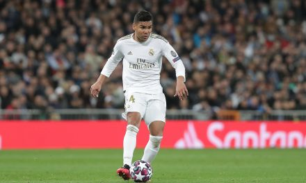 Casemiro agrees to contract extension with Real Madrid