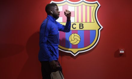 Samuel Umtiti facing two to three weeks on the sideline