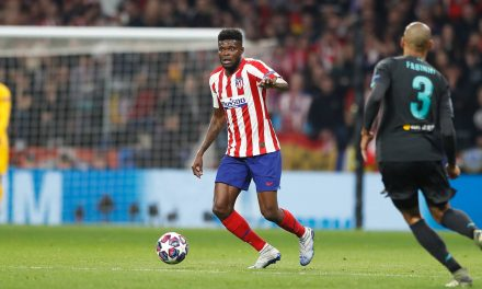 Atlético Madrid resigned to losing midfielder Thomas Partey