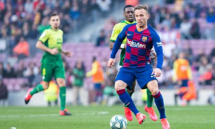 "Arthur: ""I'm going to give everything until the end of the season."""