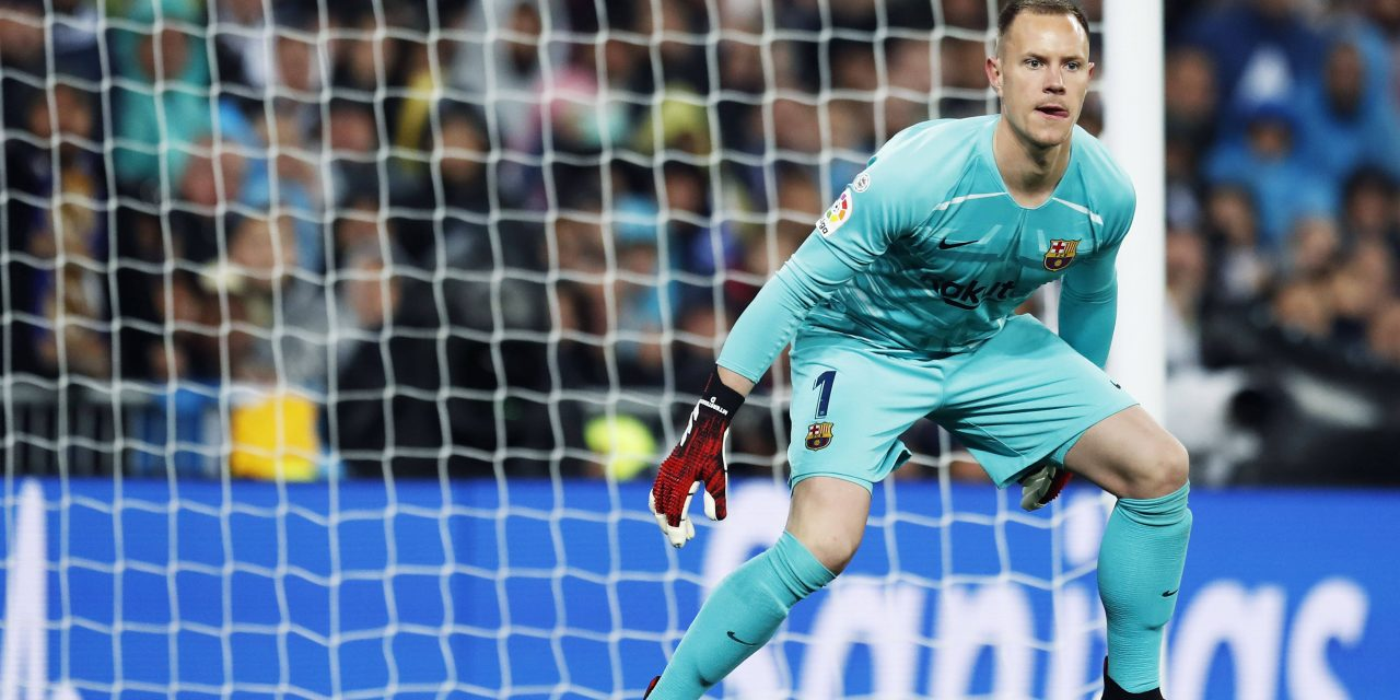 """Marc-André ter Stegen: """"There's no chance I'm leaving Barcelona this summer."""""""
