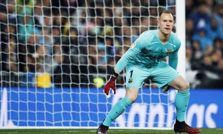 "Marc-André ter Stegen: ""There's no chance I'm leaving Barcelona this summer."""