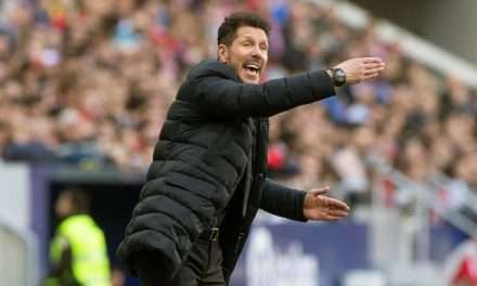 "Julian Nagelsmann on Atlético Madrid's Diego Simeone: ""He must have something that will cast a spell over his players, it's extraordinary."""