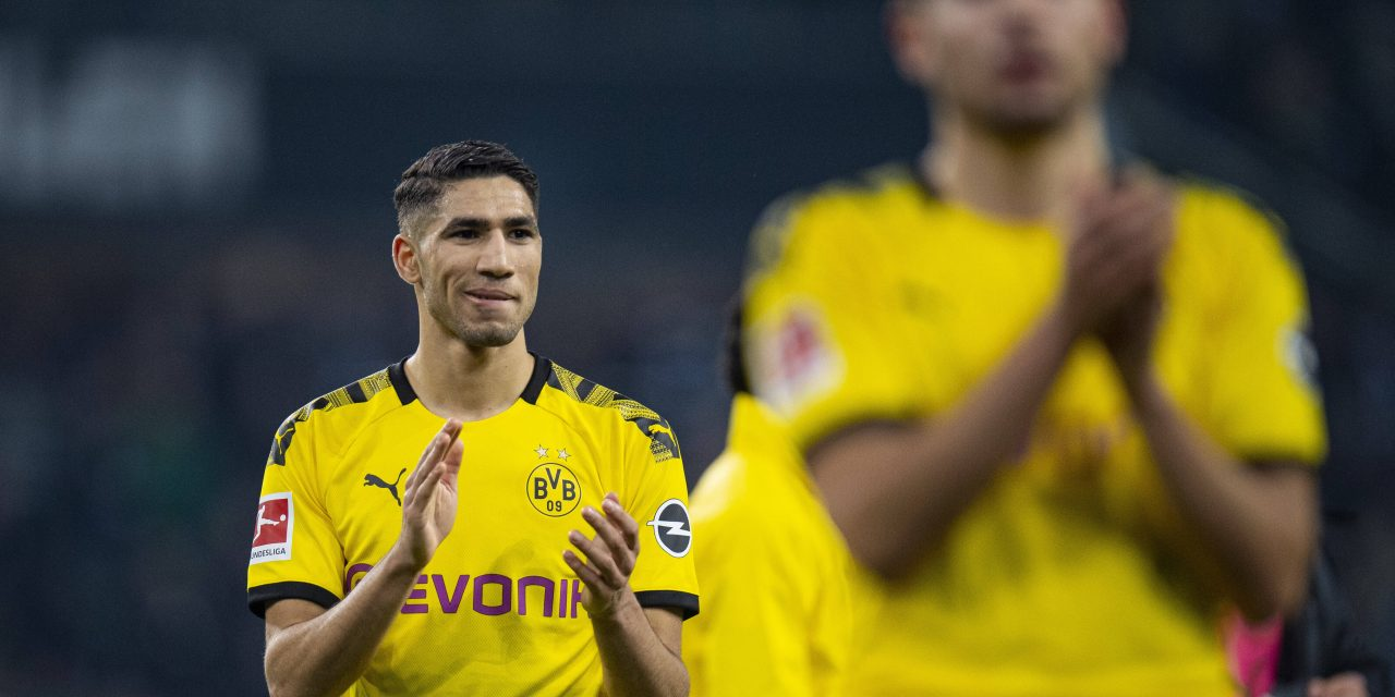 Achraf Hamiki move from Real Madrid to Inter nears completion