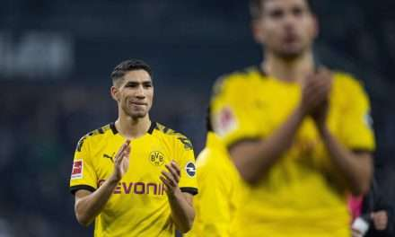Borussia Dortmund remain hopeful of landing Real Madrid star Achraf Hakimi